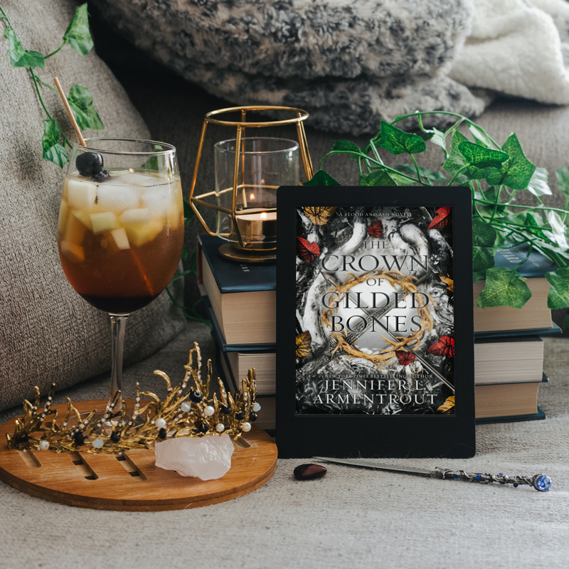 Sangria cocktail recipe inspired by From Blood & Ash by Jennifer L. Armentrout