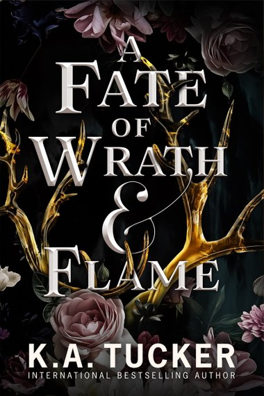 Review of A Fate of Wrath & Flame by K.A. Tucker