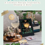 The Sun Summoner Cocktail Recipe Inspired by Shadow & Bone by Leigh Bardugo